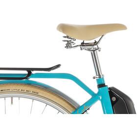 Cube Elly Ride Hybrid 400 Easy Entry Women aqua'n'orange